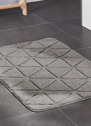 Прорезиненный коврик для ванной 60 - 90 см tukan, германия