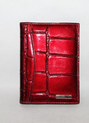 Кожаная обложка на паспорт,документы,права.документница