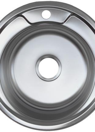 Мойка кухонная 490 мм, раковина