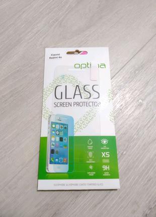 Xiaomi Redmi 4a защитное стекло