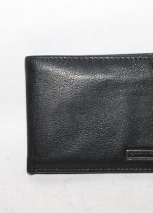 Кожаный кошелек/портмоне tommy hilfiger