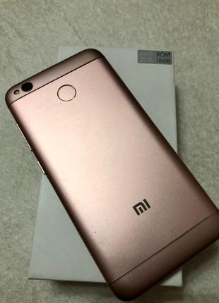 Xiaomi Redmi 4x 2/16 rose gold