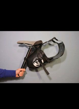 Кейс байкпакинг bikepacking багажник