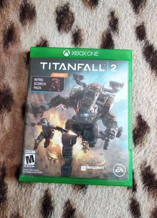 Игра на xbox one Titanfall 2