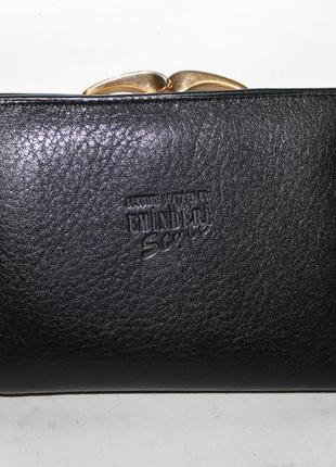 Кожаный кошелек/портмоне 100% натуральная кожа