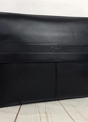 Мужская сумка-портфель polo под формат а4 кс112