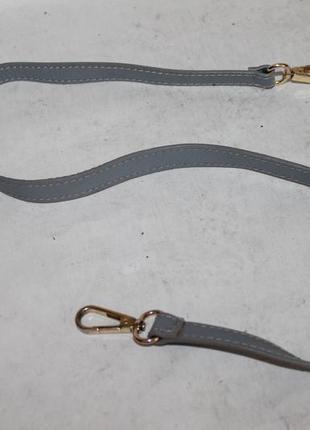 Кожаный плечевой ремень на сумку/длинная ручка на сумку