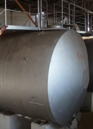 Резервуар биметаллический толстостенный 50 м.куб.