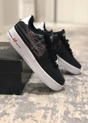 Nike air force 1 07 lx шикарные женские кроссовки найк