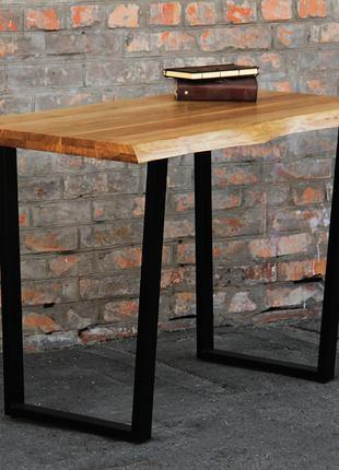 Дизайнерский лакированный стол из дерева офисный письменный стол