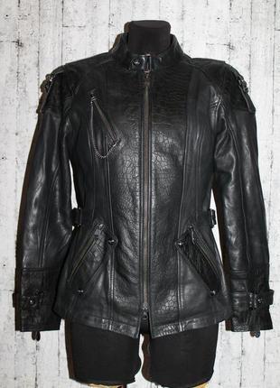Оригинальная кожаная куртка harley davidson s-m