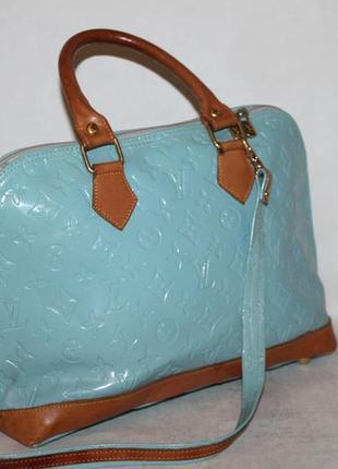 Стильная летняя сумка в стиле louis vuitton