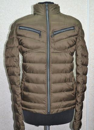 Демисезонная короткая куртка