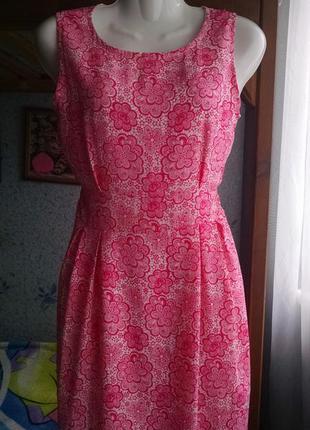 Красивое,нежное платье 42-44 р