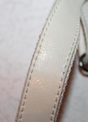 Кожаный плечевой ремень,длинная ручка на сумку