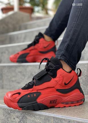 Nike Sportswear Air Max Speed Turf (красные)