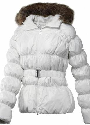 Куртка пуховик adidas размер s