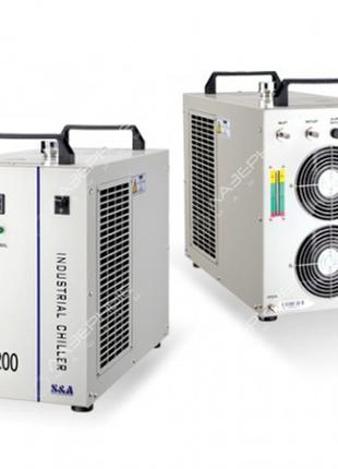 Чиллер охладитель для лазерного станка лазера чилер CW5200