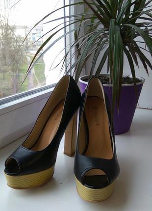 Туфли женские летние t.taccardi