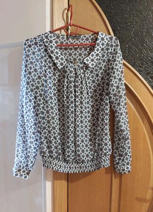 Блузка женская шёлк Турция