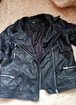 Кожаная куртка blackbox женская косуха