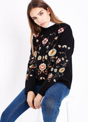 Новый свитер new look размер м