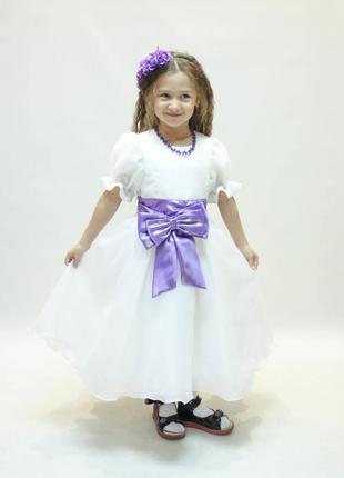 Весеннее платье для вашей принцессы!