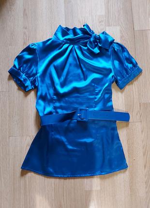 Блузка женская шёлк