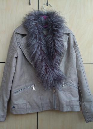 Куртка косуха river island на 11 лет