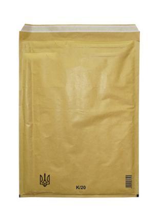 Конверт бандерольный (350 х 470) № 20 Украина Premium 50 шт