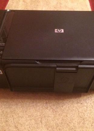 Цветной принтер HP( сканер, ксерокс)
