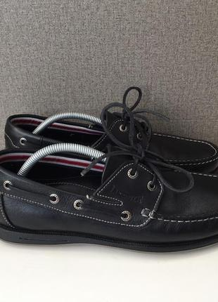 Чоловічі мокасини landrover мужские топсайдеры туфли