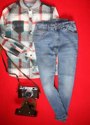 Модные скинни на мальчика. стрейчевые джинсы