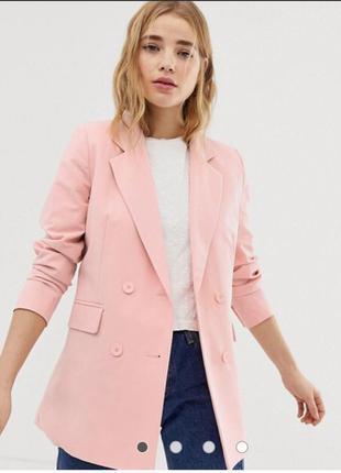 Двобортний жакет, пиджак