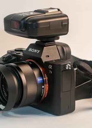 Sony Alpha A7 Mark II Полнокадровая камера, Опт.Стабилизатор