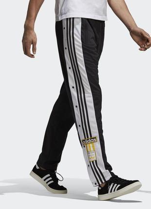Бомбовые винтажные спортивные штаны (спортивки, треники) от ad...