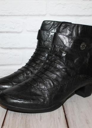 Medicus комфортные ботинки с утеплителем 100% натуральная кожа...