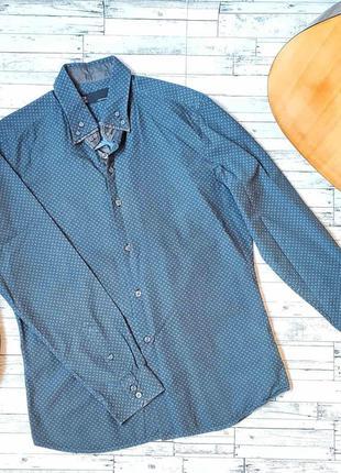 Рубашка мужская next оригинал