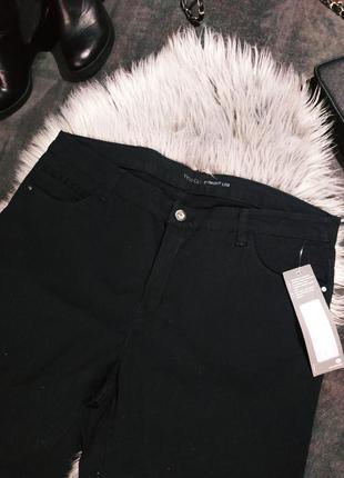 Стильные очень красивые оригинальные качественные черные джинс...