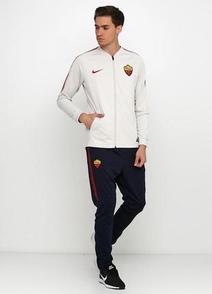 Спортивный костюм nike roma fc dri-fit squad оригинал! - 10%