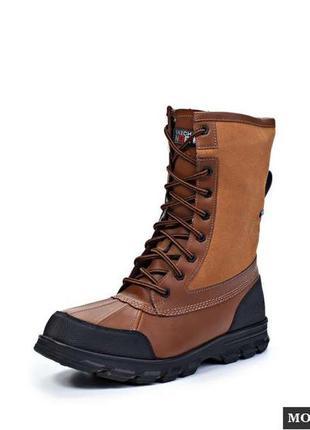 Ботинки зимние трекинговые skechers  р. 43-28см