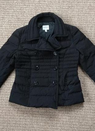 Armani collezioni женский пуховик куртка оригинал (s - 40)