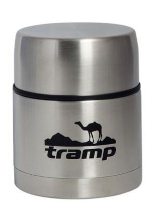 Термос пищевой 0,5 л Tramp TRC-077, Термос Трамп