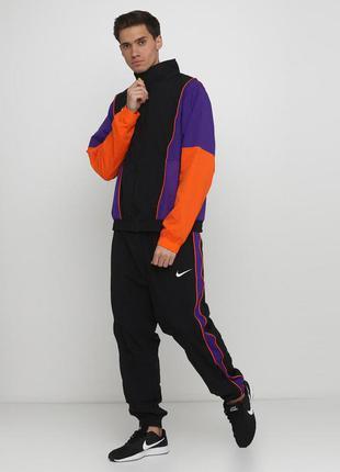 Спортивный костюм nike mens tracksuit throwback оригинал! - 5%