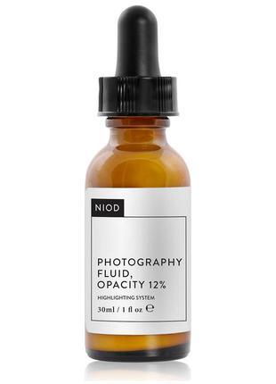 Niod - photography fluid, opacity 12% - корректирующая база по...