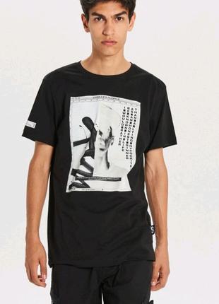 мужская футболка cropp town