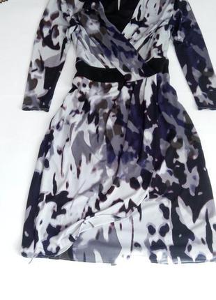 Платье миди 50 48 размер бюстье офисное нарядное футляр распро...