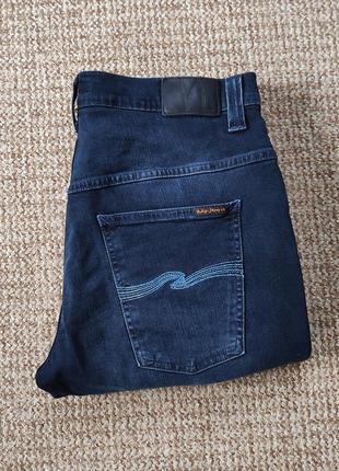 Nudie jeans thin finn slim fit джинсы оригинал (w36 l32)