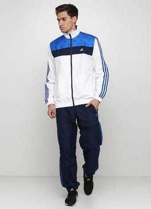Спортивный костюм adidas tracksuit woven оригинал! - 25%
