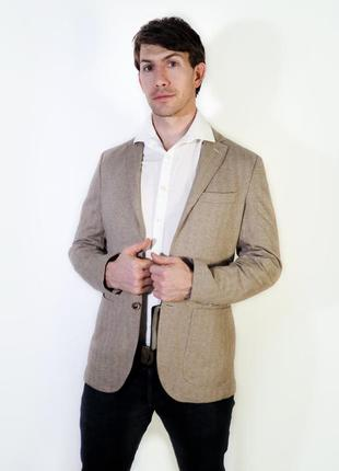 Мужской пиджак massimo dutti
